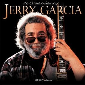 The 2008 Jerry Garcia Artwork Calendar